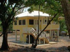 Small Beach House In The Caribbean Tiny Homes  Cottages - Caribbean homes designs