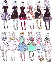 goth vs sweet lolita designs closed by bejja on deviantart goth vs sweet lolita designs closed by bejja
