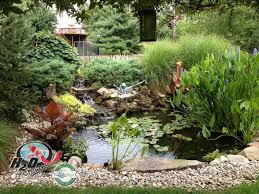 Garden Pond Ideas Koi Pond Backyard Pond Small Pond Ideas For Your Kentucky