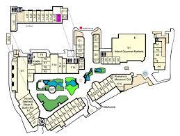 Dental Clinic Floor Plan Hawaii Resort Shopping At Queens U0027 Marketplace Hawaii