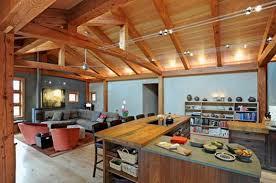a frame home interiors timber framed homes