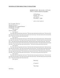 forwarding letter official cover letter format sle business letter format