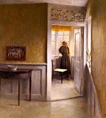 Looking For A Artist File Vilhelm Ilsted Artist 1861 1933 Looking Out The