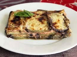 cuisine grecque moussaka recette moussaka au chèvre frais toutes les recettes allrecipes
