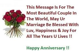 marriage celebration quotes best 25 marriage anniversary sms ideas on happy