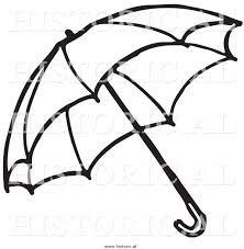Clip Umbrella Umbrella Outline Clip Art 26