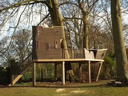 large pirate play ship treehouses the playhouse company