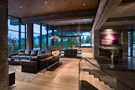 resort home design interior sophisticated lower foxtail residence by smith architects