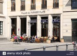 deutsche küche berlin mitte berlin mitte pariser platz palais am pariser platz restaurant