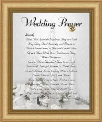 wedding wishes religious wedding marriage anniversary prayer satin gold frame 8 x 10