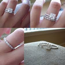 engagement and wedding rings promise engagement wedding ring set wedding corners