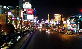 Las Vegas Strip Map With Hotels by Running Routes Las Vegas The Strip Running Route