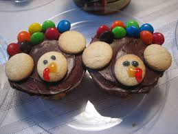 easy and turkey cupcakes happy home