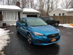blue subaru hatchback finally joined the subaru family with a hanukkah present from the