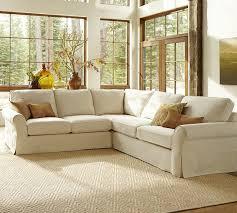 Slipcovered Sectional Sofa by Sofa Slipcovers Sofa