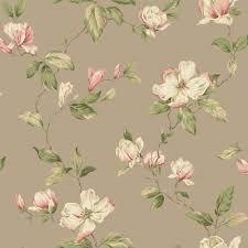 Magnolia Wallpaper Blossoms Wallpaper U0026 Border Wallpaper Inc Com