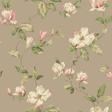 Magnolia Wallpaper by Collections U003e Blooms U003e Wallpaper Wallpaper U0026 Border Wallpaper
