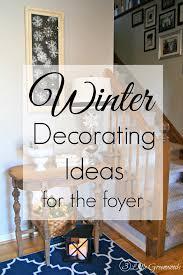 Simple Winter Decorating Ideas & My Grandpa s Table