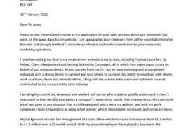 sample cover letter for jobsample job application cover letter