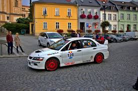 mitsubishi evo rally car mitsubishi lancer evo 9 group n for sale