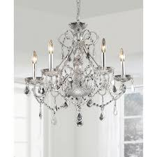New Chandelier New Orleans 5 Light Chandelier Free Shipping Today