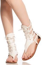 faux leather lace up sandals cicihot sandals shoes online store