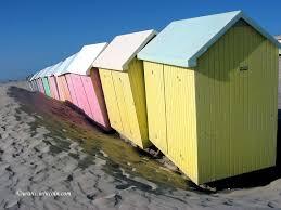cabine de plage bois cabines de plage