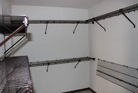 Wire Shelving Closet Design Interiors Mesmerizing Closet Decorating Wire Shelves For Closet