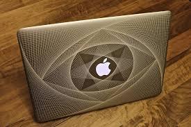 laser engraving my newly laser engraved macbook pro rebrn
