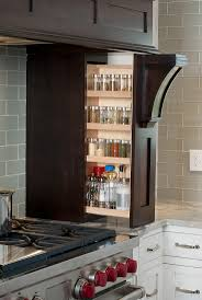 kitchen lovable kitchen storage idea rich cocholate wall mount