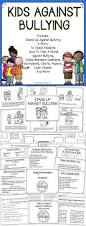 Conflict Resolution Worksheets For Kids Best 25 Bullying Worksheets Ideas On Pinterest Anti Bullying