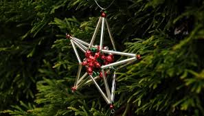pyramid point how to make glass ornaments
