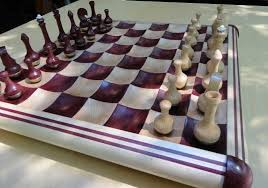 South Carolina travel chess set images Another wobble chess set by jim sellers jpg