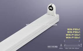 led tube light fixture t8 4ft t5 t8 led tube fluorescent high bay lighting fixtures from china