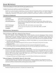download cisco network engineer sample resume