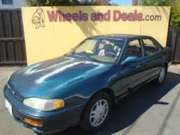 jual toyota camry used 1996 toyota camry for sale pricing features edmunds
