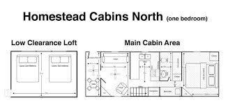 one bedroom cabin floor plans homestead cabins one bedroom jellystone park