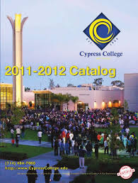 cypress college 2011 2012 catalog by cypress college issuu