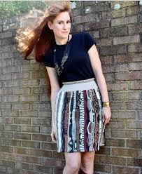 sweater skirt thrift store sweater skirt tutorial allfreesewing com