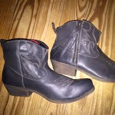 womens motorcycle boots size 11 65 mossimo supply co shoes grey ankle cowboy boots womens