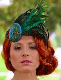 small fascinators for hair choosing the right fascinator for your shape and hair color