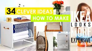 34 smart ikea furniture upgrade youtube