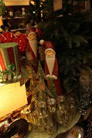 evergreen home decor tall slender santa figurines evergreen at the lake of the ozarks