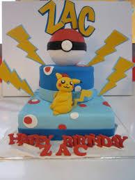 pikachu cakes u2013 decoration ideas little birthday cakes
