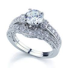 size 6 engagement ring solitaires bridal sets sears