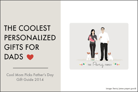 personalized gifts for 2014 s day gift guide cool