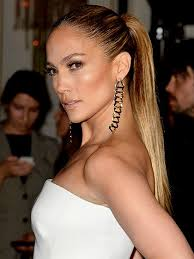 j lo ponytail hairstyles 68 best ponytails images on pinterest hair dos hair makeup and