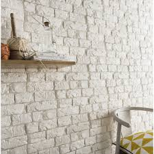 Briques Parement Interieur Blanc Accueil Design Et Mobilier Plaquette De Parement Plâtre Blanc Harlem Leroy Merlin