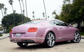 bentley continental gt3 r interior pretty in pink bentley continental gt dolled up for charity