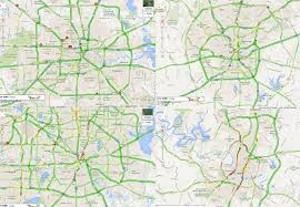 Map Of Austin Austin Traffic Map My Blog